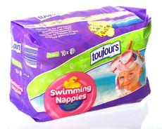 3033e40b5 S plienkami Toujours Swimming Nappies si môžete so svojím drobcom užiť  kopec zábavy aj vo vode!