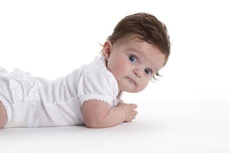 tummytime, na brušku, polohovanie novorodenec