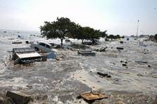Pomoc obetiam zemetrasenia a tsunami v Ázii