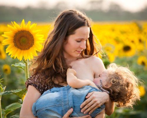Ukončovanie dojčenia - na ostro.