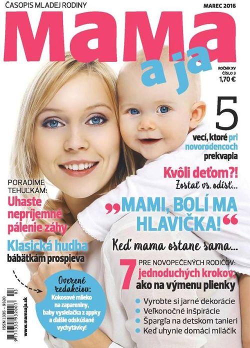 Marcové MAMA a ja