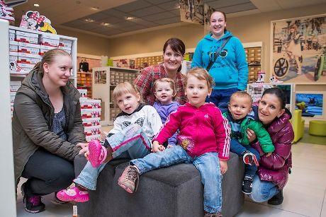 CCC potešilo mamičky a detičky z OZ Šanca pre nechcených