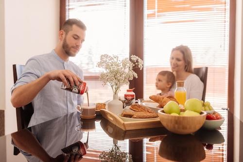 Kyslomliečne výrobky vdetskom jedálničku – áno či nie?