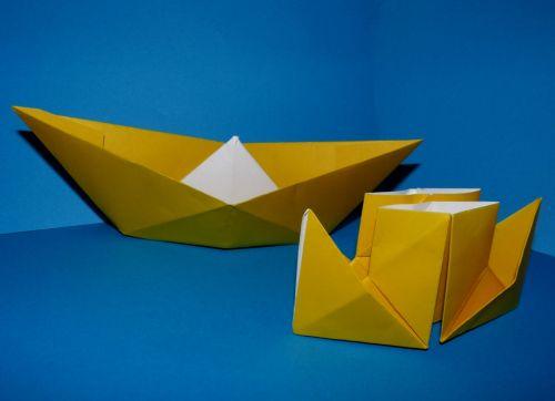 Ako poskladať papierové lodičky