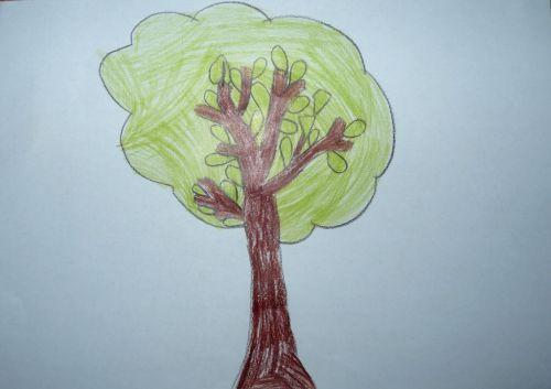 Čo o dieťati prezrádza kresba stromu?