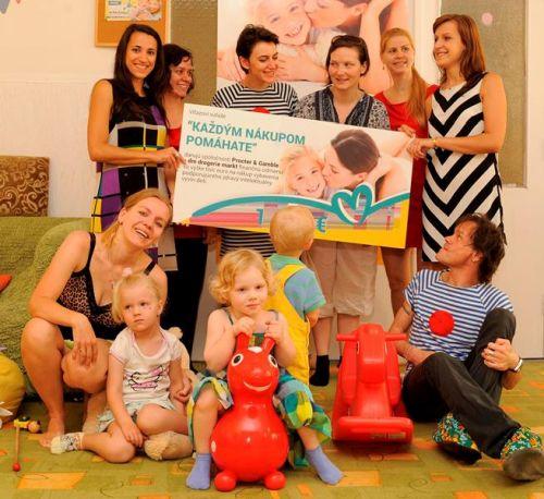 10 000 eur pre materské a rodinné centrá