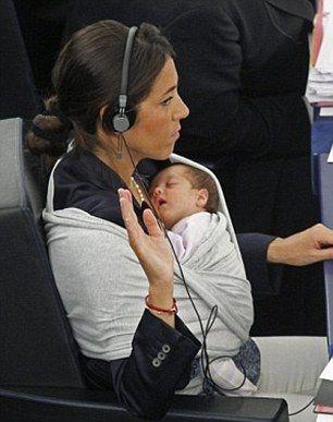 S bábätkom do práce? Že problém?