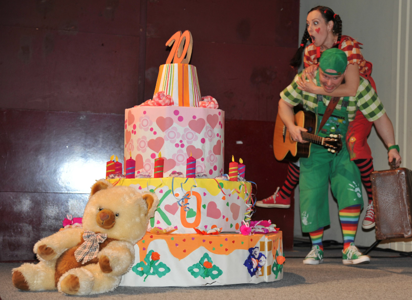 Rodinné centrum Macko oslávilo 10. narodeniny