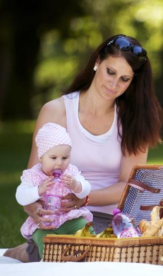 Oslaďte si dojčenie fruktózou!