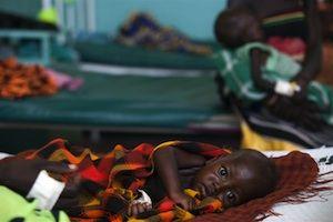 Humanitárna kríza vo východnej Afrike