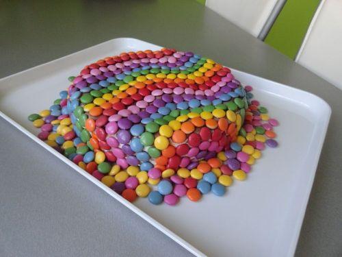 Lentilková torta a Francúzske farebne makrónky (17)