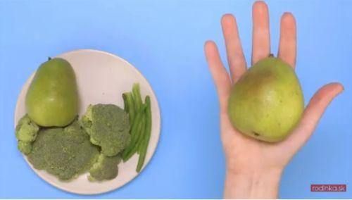 Brokolicovo hruškové pyré (od 6 mesiacov)