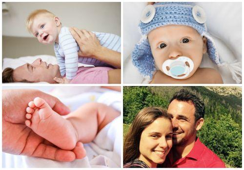 Celebritné bábätká - kto z nich bude spevák, herec či politik?