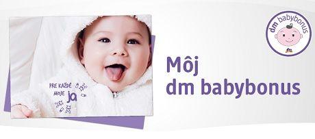 dm podporuje rodičov a bábätká