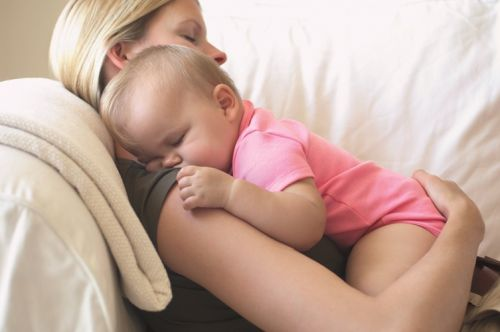 dm podporuje mamičky s bábätkami