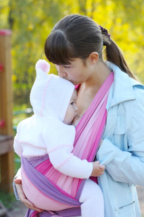 Noste dieťatko – je to ľahké!