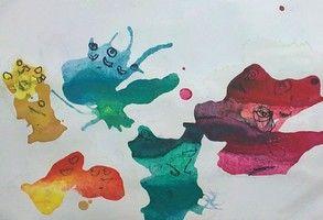Farebné príšerky