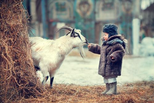 Otestujte sa: Dieťa v zime