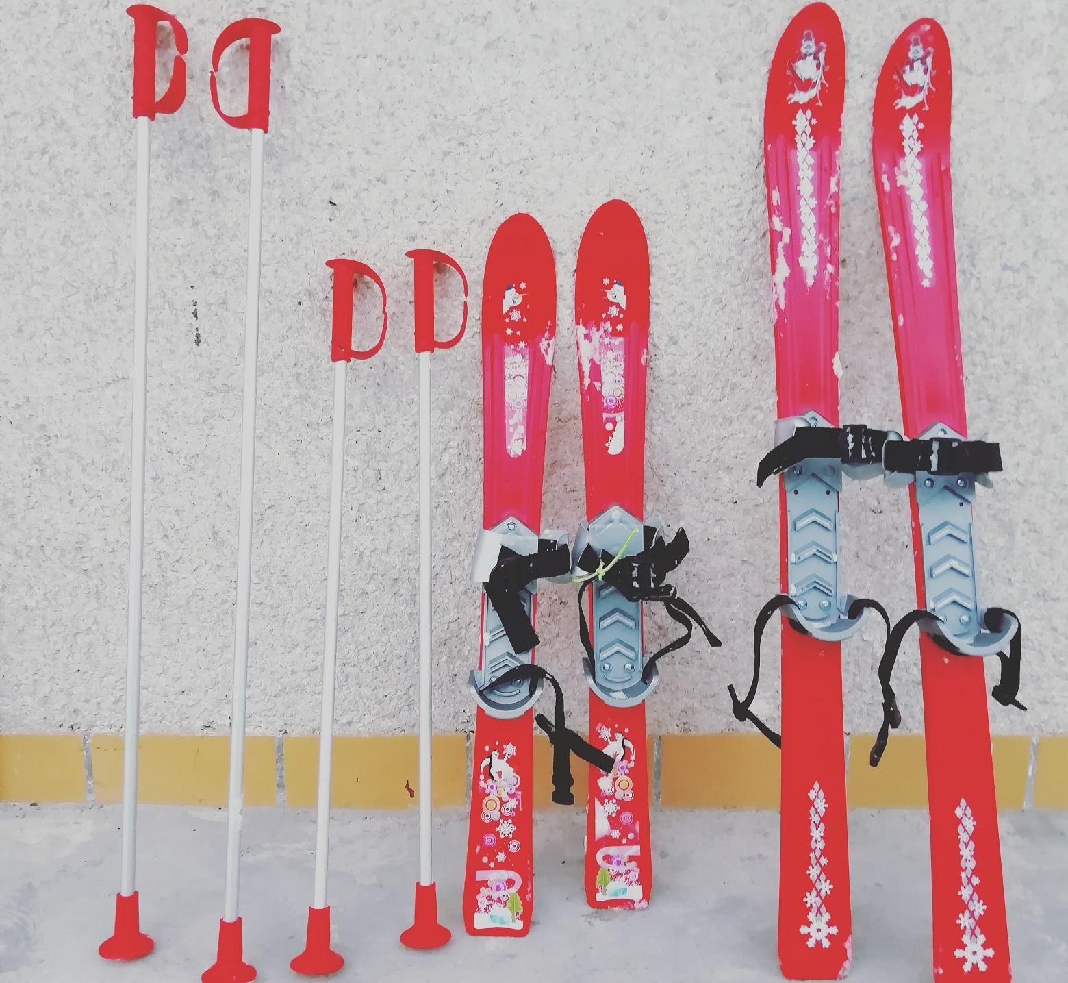 Dá sa naučiť lyžovať trojročné dieťa?