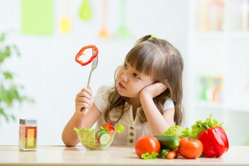 Ako naučiť deti jesť zeleninu?