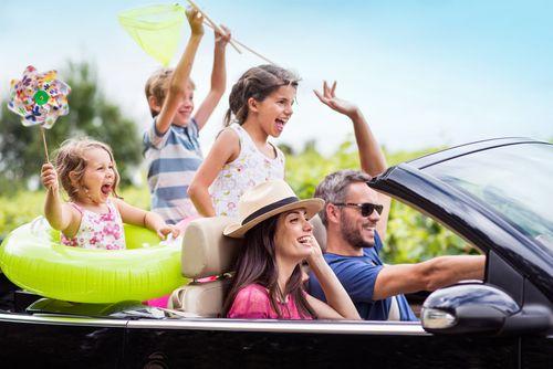Čím zabaviť deti na ceste autom?