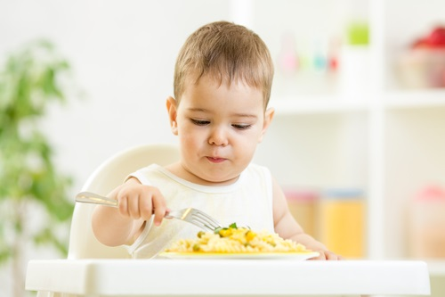 Ľahké večere pre ročné a staršie deti