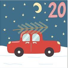 20. december - Vianoce. Tichá noc nad Betlehemom