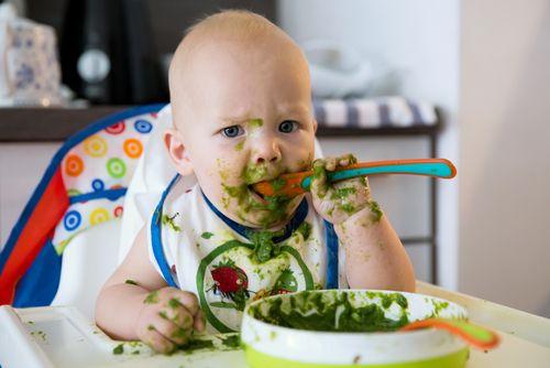 Ako prejsť na tuhú stravu