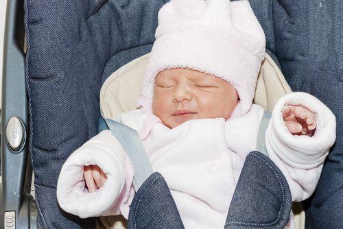 Ako a v čom  odniesť bábätko z pôrodnice
