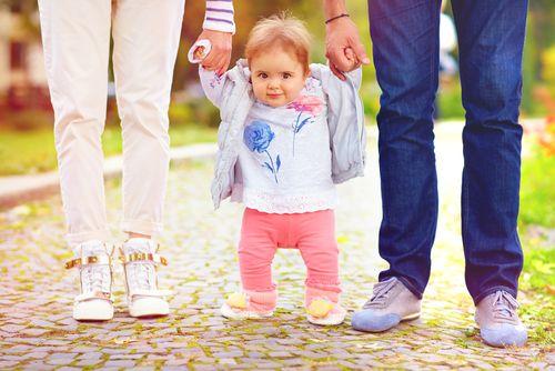 Aktivity na rozvoj motoriky pre 1-ročné bábätko