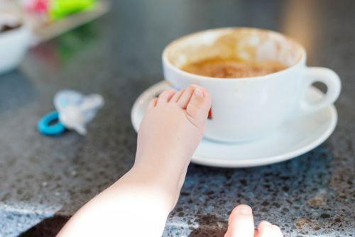 Patria deti do kaviarne?