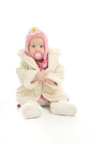 Ako obúvať bábätko