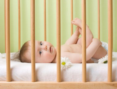 Ako vybrať detskú postieľku