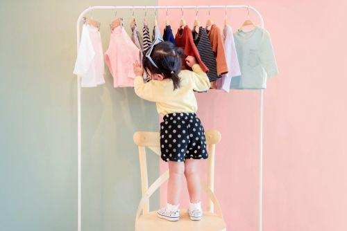 Ako obliecť dieťa a nechodiť pri tom do obchodu