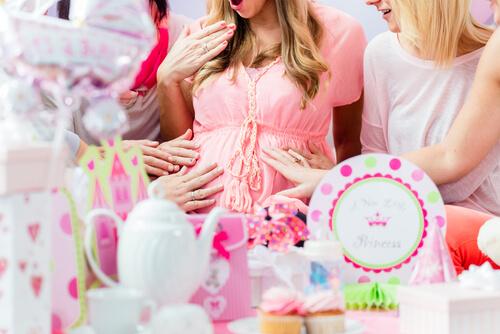 Baby shower - oslava príchodu bábätka na svet