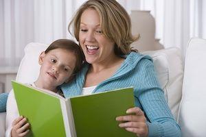 Komunikujme s deťmi pomocou hlasného čítania