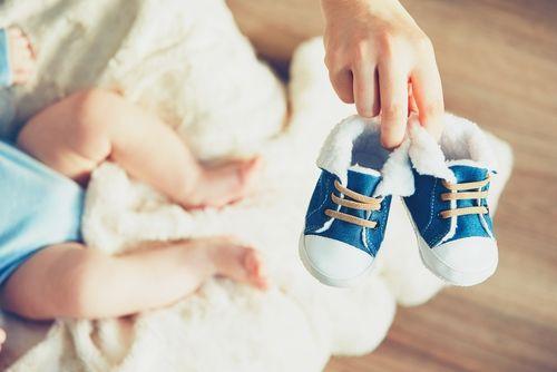 Dať deťom topánočky v prvom roku?