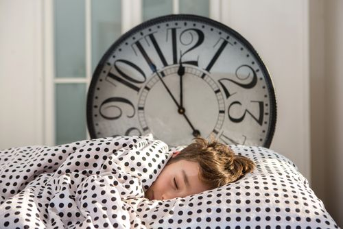 Otestujte sa: Deti a spánok