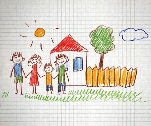 Detská kresba ako výpoveď