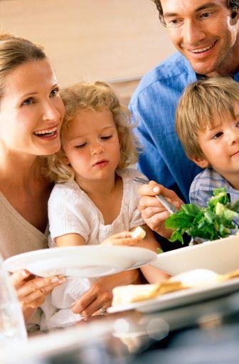 Stravovacie návyky u detí