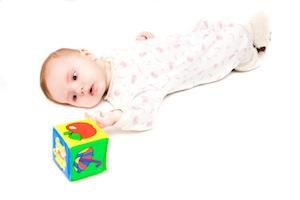 Hračky- sprievodca normálneho vývoja detí, čast I.