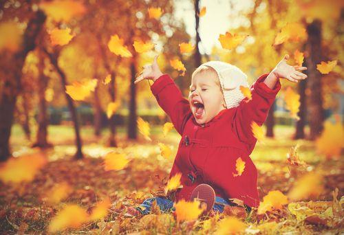 5 tipov, čo robiť s deťmi na jeseň