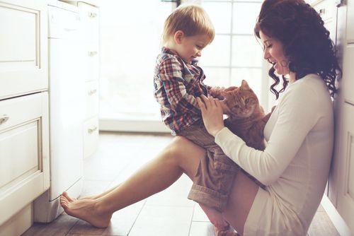 Kedy deti cítia, že ich naozaj ľúbime