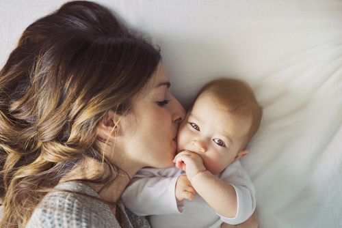 Druhé dieťa zvyšuje matke sebavedomie