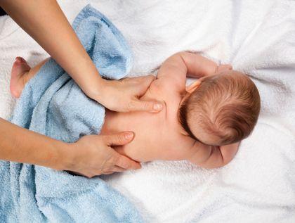 Ako masírovať dieťa?