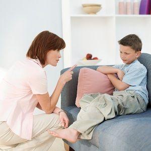 Lož proti rodičom...