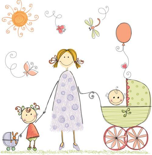 5 práv a nárokov dobrej maminky na materskej