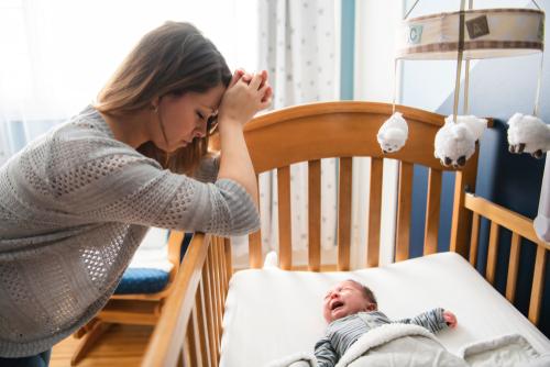 Nástrahy materstva nespočívajú iba v priberaní. Pozor si treba dať aj na toto