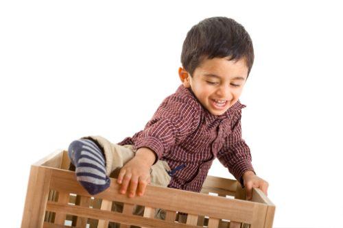 Vyspelosť trojročného dieťaťa