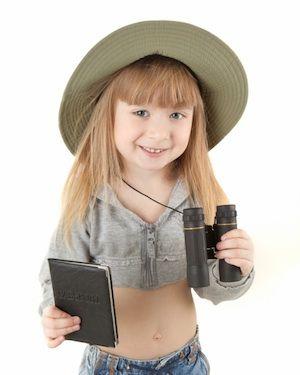 Cestovný pas pre dieťa